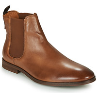 Chaussures Homme Boots Kost CONNOR 40 Camel
