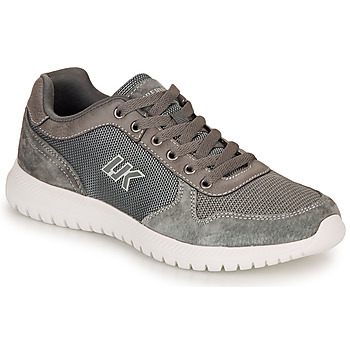 Chaussures Homme Baskets basses Lumberjack YURI Gris