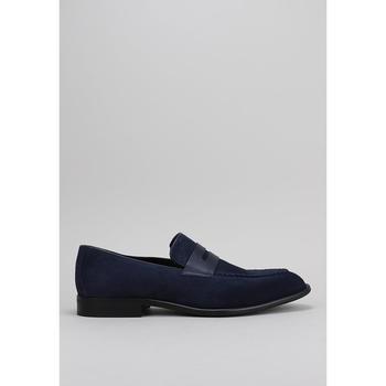 Chaussures Homme Mocassins Roberto Torretta MONTENAPOLEONE bleu