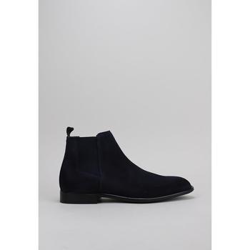 Chaussures Homme Boots Roberto Torretta LE MARAIS bleu