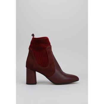 Chaussures Femme Bottines Roberto Torretta COPENHAGUE rouge