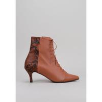 Chaussures Femme Bottines Roberto Torretta CHLOE Beige