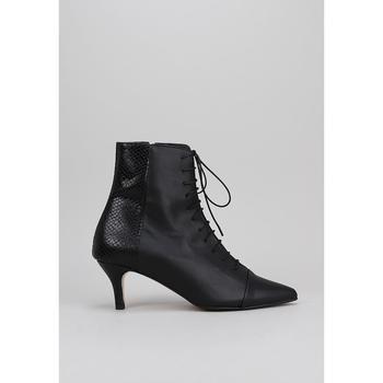 Chaussures Femme Bottines Roberto Torretta CHLOE Noir