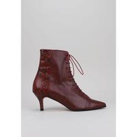 Chaussures Femme Bottines Roberto Torretta CHLOE rouge