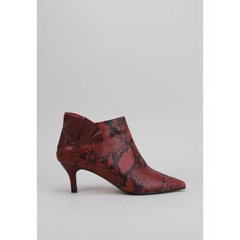 Chaussures Femme Low boots Roberto Torretta BELEN rouge