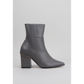 Chaussures Femme Bottines Roberto Torretta OLIVIA Gris