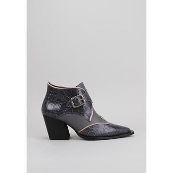 Chaussures Femme Bottines Roberto Torretta MICAELA Gris