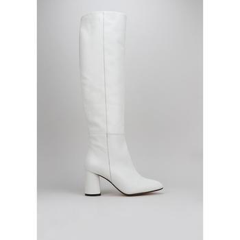 Chaussures Femme Bottes ville Roberto Torretta COMEBACK blanc