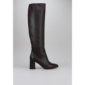 Chaussures Femme Bottes ville Roberto Torretta COMEBACK Marron