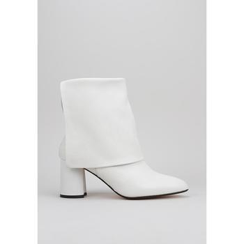 Chaussures Femme Bottines Roberto Torretta 3075 blanc