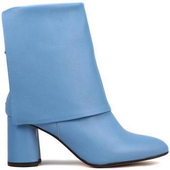 Chaussures Femme Bottines Roberto Torretta 3075 violet