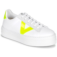 Chaussures Femme Baskets basses Victoria BARCELONA LONA Blanc
