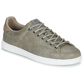 Chaussures Homme Baskets basses Victoria TENIS PU Gris
