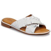 Chaussures Femme Mules Bullboxer 510000T1L Blanc