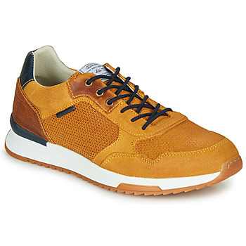 Chaussures Homme Baskets basses Bullboxer TANIA Jaune