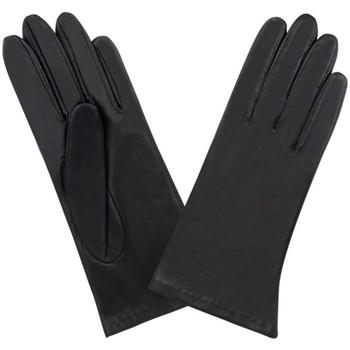 Accessoires textile Femme Gants Glove Story Gants cuir  ref_23653 100 Noir Noir