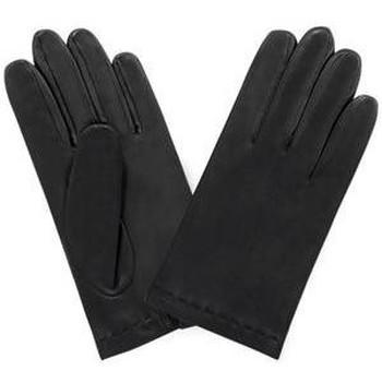 Accessoires textile Homme Gants Glove Story Gants cuir  ref_23668 Noir Noir