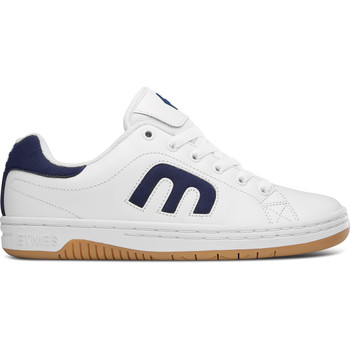 Chaussures Baskets basses Etnies CALLICUT WHITE NAVY GUM