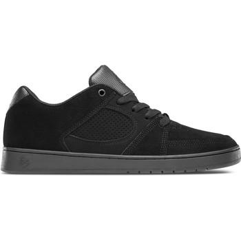 Chaussures Chaussures de Skate Es ACCEL SLIM BLACK BLACK BLACK