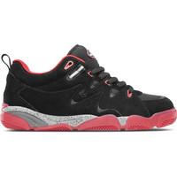 Chaussures Chaussures de Skate Es SYMBOL BLACK RED