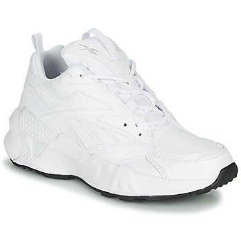 Chaussures Femme Baskets basses Reebok Classic AZTREK DOUBLE MIX Blanc
