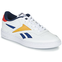 Chaussures Baskets basses Reebok Classic CLUB C REVENGE MARK Blanc / Bleu