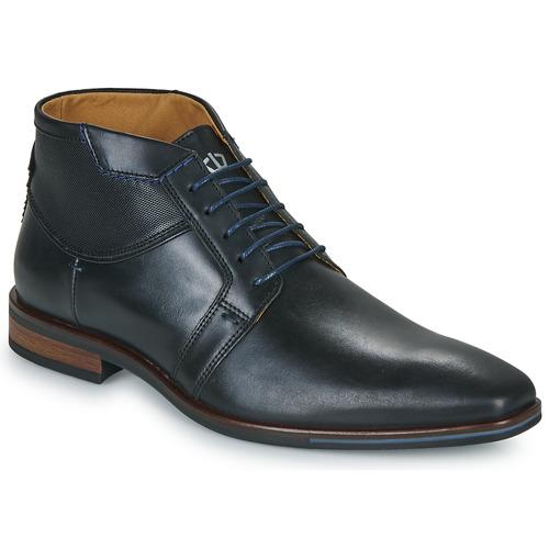 Chaussures Homme Boots Carlington JESSY Noir