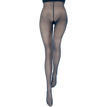 Sous-vêtements Femme Collants & bas Le Bourget Collant transparent satine (ex perfect chic) 20D Bleu marine