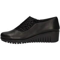 Chaussures Femme Mocassins The Flexx E4019-07 NOIR