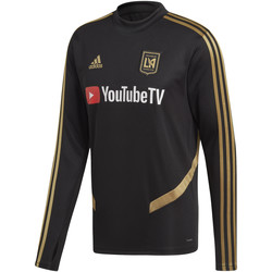 Vêtements Homme Sweats adidas Originals Sweatshirt Los Angeles FC Training noir/or