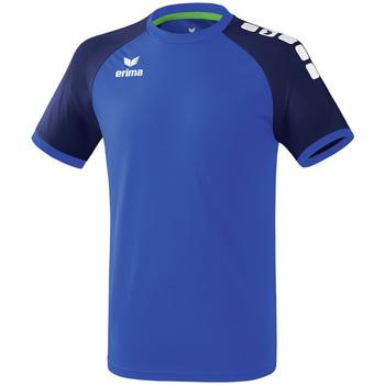 Vêtements Homme T-shirts manches courtes Erima Maillot  Zenari 3.0 bleu marine
