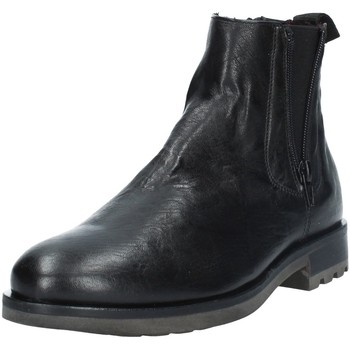 Chaussures Homme Boots Antica Cuoieria 20978 ANKLEBOOT homme NOIR NOIR