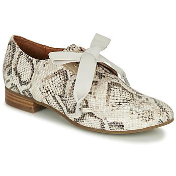 Chaussures Femme Derbies Mam'Zelle ZORKA Serpent