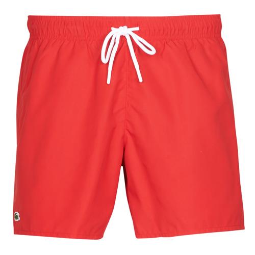 Vêtements Homme Maillots / Shorts de bain Lacoste JEANNAH Rouge