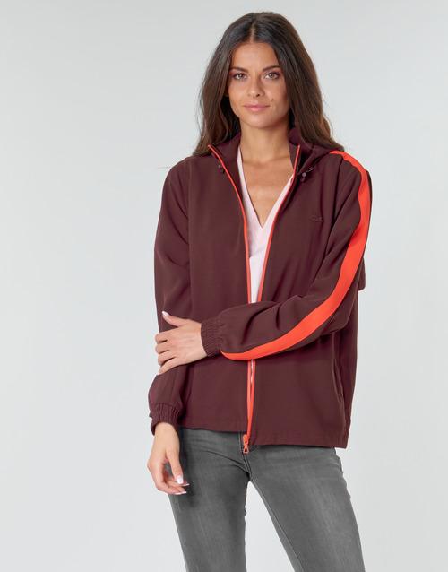 Vêtements Femme Sweats Lacoste AMINA Bordeaux