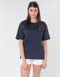 Vêtements Femme T-shirts manches courtes Lacoste ELOI Marine