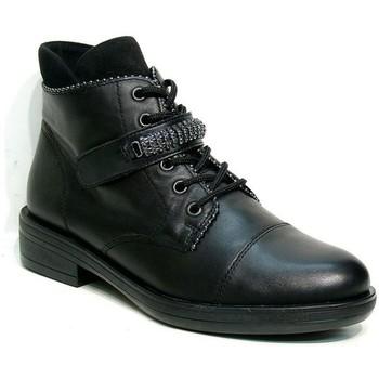 Chaussures Femme Boots Remonte Dorndorf r4981 noir