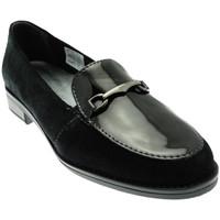Chaussures Femme Mocassins Calzaturificio Loren LOX5907ne nero