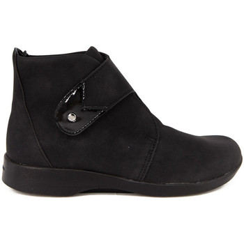 Chaussures Femme Bottines Arcopedico BEATRIZ NUBUCK NEGRO Botín