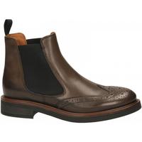 Chaussures Femme Boots Frau SETA marrone