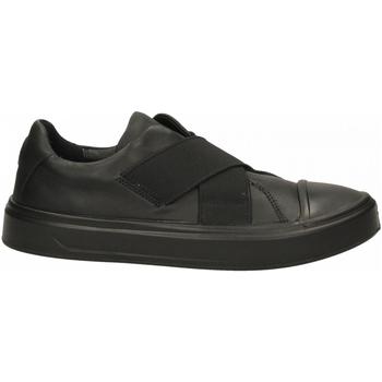 Chaussures Femme Slip ons Ecco Flexure T-Cap W Black Cirrus black-nero