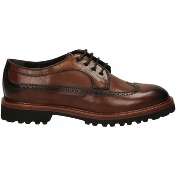 Chaussures Femme Derbies Brecos CAPRI brandy-tdm