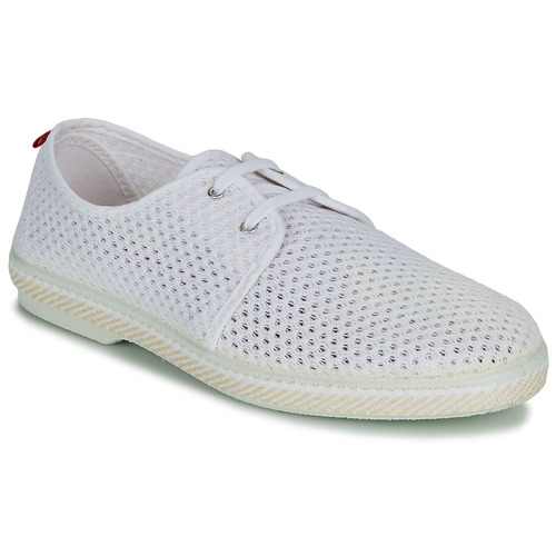 Chaussures Homme Espadrilles 1789 Cala RIVA HERITAGE Blanc