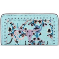 Sacs Femme Portefeuilles Sakroots SLIM WALLET Light Blue
