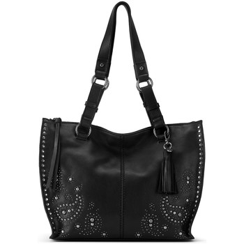 Sacs Femme Cabas / Sacs shopping The Sak SILVERLAKE SHOPPER Black Bandana