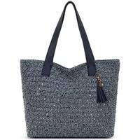 Sacs Femme Cabas / Sacs shopping The Sak Fairmont Bleu