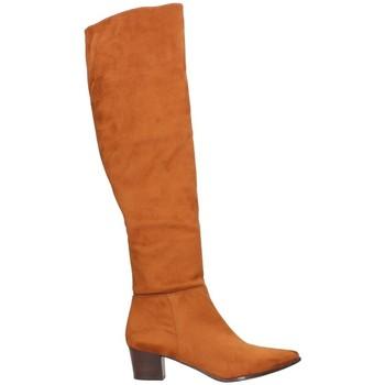 Chaussures Femme Bottes ville Unisa Jurel cuir