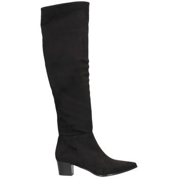 Chaussures Femme Bottes ville Unisa Jurel Noir