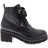 Chaussures Femme Boots Donna Soft DOSODS0615ne nero