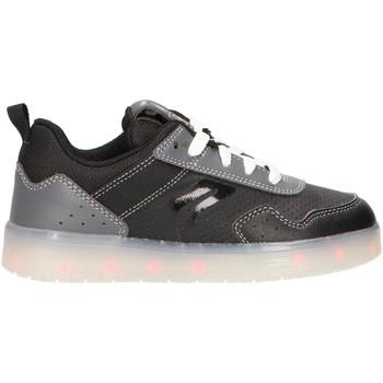 Chaussures Garçon Baskets basses Geox J845PB 05411 J KOMMODOR Negro